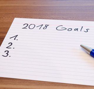 How To Make Your New Year Resolutions Work