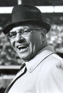 Inspirational Quotes from Vince Lombardi