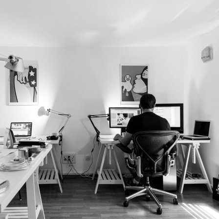 Six Ways To Work Effectively From Home