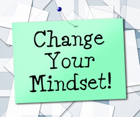 Change Your Mindset To Achieve Your Goals